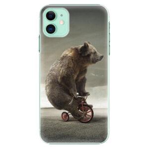 Plastové puzdro iSaprio - Bear 01 - iPhone 11