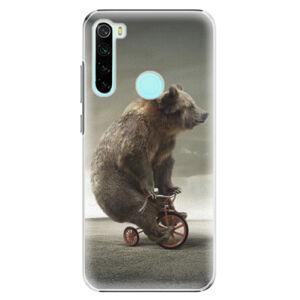 Plastové puzdro iSaprio - Bear 01 - Xiaomi Redmi Note 8