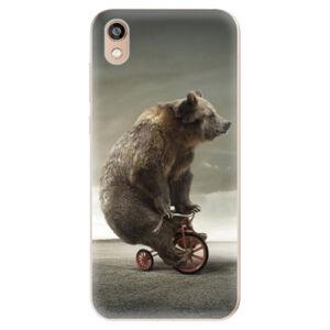 Odolné silikónové puzdro iSaprio - Bear 01 - Huawei Honor 8S