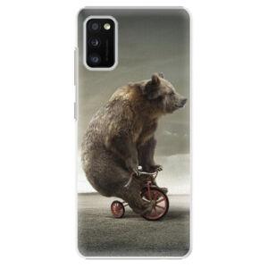 Plastové puzdro iSaprio - Bear 01 - Samsung Galaxy A41