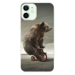 Plastové puzdro iSaprio - Bear 01 - iPhone 12 mini