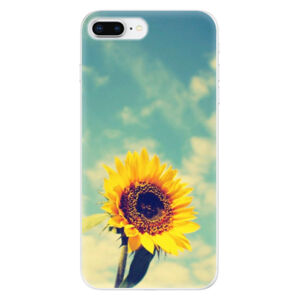 Odolné silikónové puzdro iSaprio - Sunflower 01 - iPhone 8 Plus