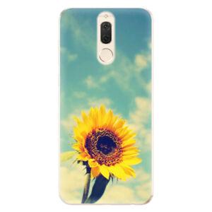 Odolné silikónové puzdro iSaprio - Sunflower 01 - Huawei Mate 10 Lite