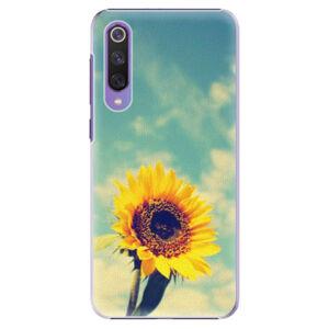 Plastové puzdro iSaprio - Sunflower 01 - Xiaomi Mi 9 SE