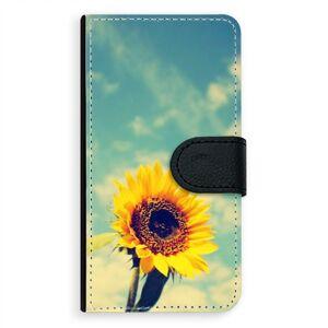 Univerzálne flipové puzdro iSaprio - Sunflower 01 - Flip XL
