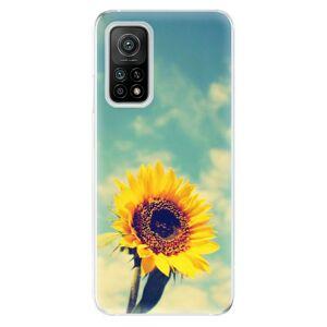 Odolné silikónové puzdro iSaprio - Sunflower 01 - Xiaomi Mi 10T / Mi 10T Pro