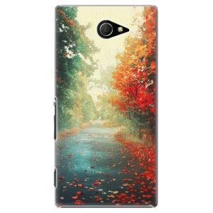 Plastové puzdro iSaprio - Autumn 03 - Sony Xperia M2