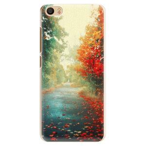 Plastové puzdro iSaprio - Autumn 03 - Xiaomi Mi5