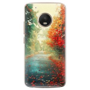 Plastové puzdro iSaprio - Autumn 03 - Lenovo Moto G5 Plus