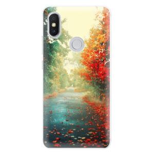 Silikónové puzdro iSaprio - Autumn 03 - Xiaomi Redmi S2