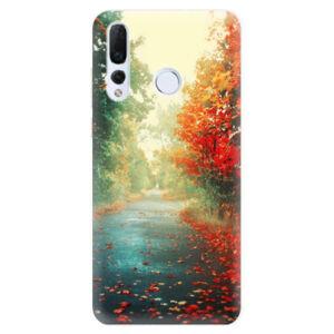 Odolné silikonové pouzdro iSaprio - Autumn 03 - Huawei Nova 4