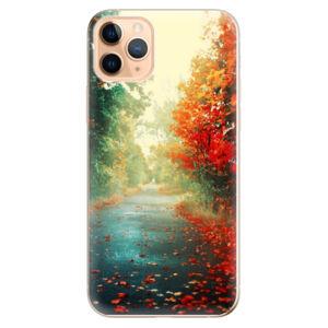 Odolné silikónové puzdro iSaprio - Autumn 03 - iPhone 11 Pro Max