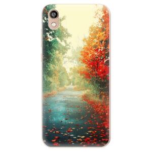 Odolné silikónové puzdro iSaprio - Autumn 03 - Huawei Honor 8S