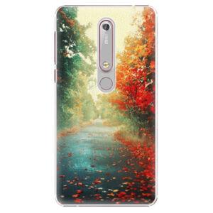 Plastové puzdro iSaprio - Autumn 03 - Nokia 6.1