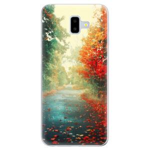 Odolné silikónové puzdro iSaprio - Autumn 03 - Samsung Galaxy J6+