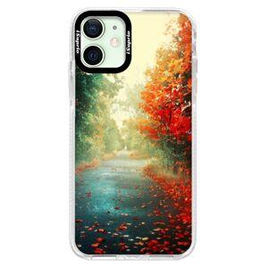 Silikónové puzdro Bumper iSaprio - Autumn 03 - iPhone 12