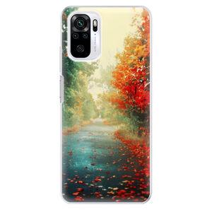 Odolné silikónové puzdro iSaprio - Autumn 03 - Xiaomi Redmi Note 10 / Note 10S
