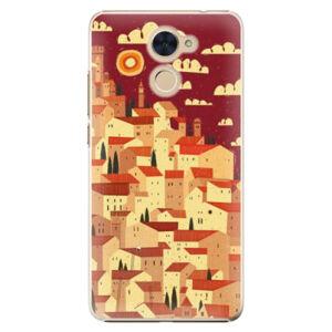 Plastové puzdro iSaprio - Mountain City - Huawei Y7 / Y7 Prime