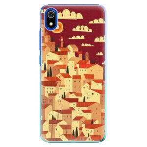 Plastové puzdro iSaprio - Mountain City - Xiaomi Redmi 7A