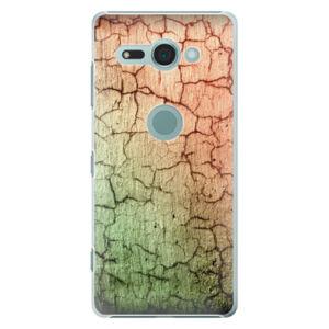 Plastové puzdro iSaprio - Cracked Wall 01 - Sony Xperia XZ2 Compact