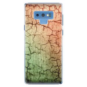 Plastové puzdro iSaprio - Cracked Wall 01 - Samsung Galaxy Note 9
