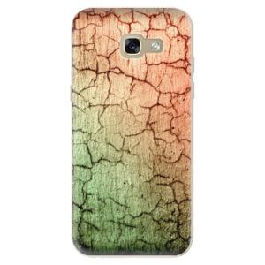 Odolné silikónové puzdro iSaprio - Cracked Wall 01 - Samsung Galaxy A5 2017