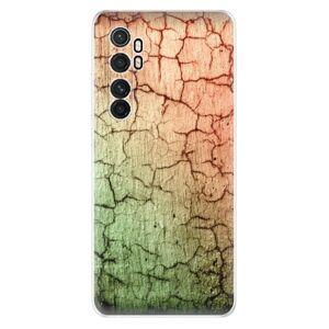 Odolné silikónové puzdro iSaprio - Cracked Wall 01 - Xiaomi Mi Note 10 Lite