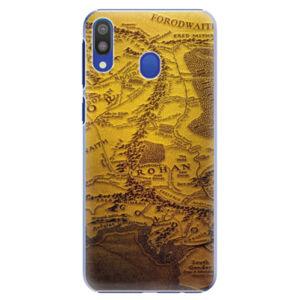 Plastové puzdro iSaprio - Old Map - Samsung Galaxy M20