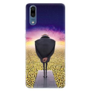 Silikónové puzdro iSaprio - Gru - Huawei P20