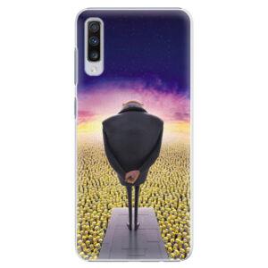 Plastové puzdro iSaprio - Gru - Samsung Galaxy A70