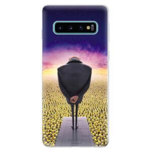 Odolné silikonové pouzdro iSaprio - Gru - Samsung Galaxy S10