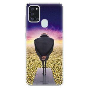 Plastové puzdro iSaprio - Gru - Samsung Galaxy A21s