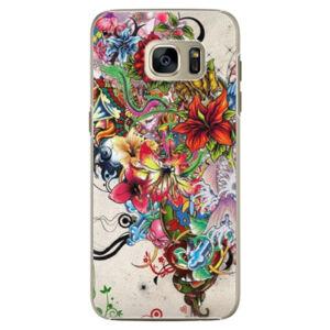Plastové puzdro iSaprio - Tattoo 01 - Samsung Galaxy S7