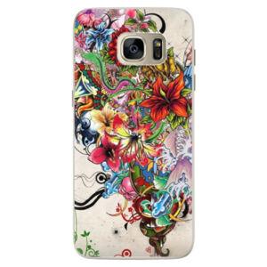 Silikónové puzdro iSaprio - Tattoo 01 - Samsung Galaxy S7