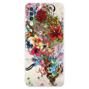 Odolné silikónové puzdro iSaprio - Tattoo 01 - Samsung Galaxy A50