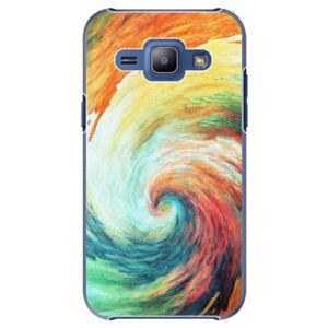 Plastové puzdro iSaprio - Modern Art 01 - Samsung Galaxy J1