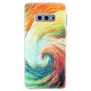 Plastové puzdro iSaprio - Modern Art 01 - Samsung Galaxy S10e