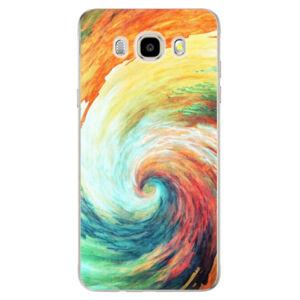 Odolné silikónové puzdro iSaprio - Modern Art 01 - Samsung Galaxy J5 2016
