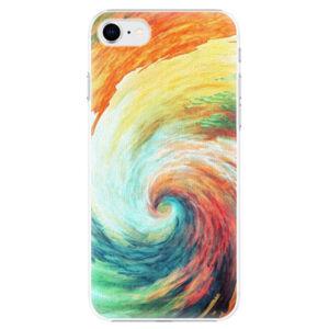 Plastové puzdro iSaprio - Modern Art 01 - iPhone SE 2020