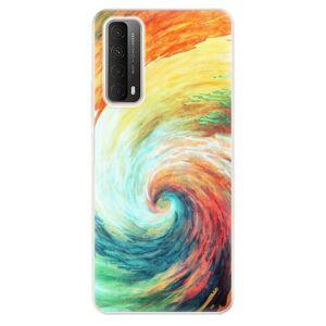 Odolné silikónové puzdro iSaprio - Modern Art 01 - Huawei P Smart 2021