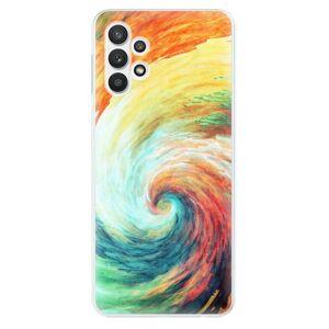 Odolné silikónové puzdro iSaprio - Modern Art 01 - Samsung Galaxy A32