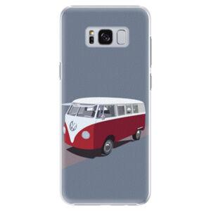Plastové puzdro iSaprio - VW Bus - Samsung Galaxy S8 Plus