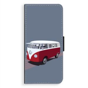 Flipové puzdro iSaprio - VW Bus - Samsung Galaxy A8 Plus