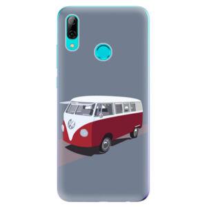 Odolné silikonové pouzdro iSaprio - VW Bus - Huawei P Smart 2019
