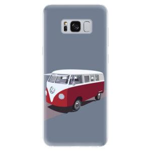 Odolné silikónové puzdro iSaprio - VW Bus - Samsung Galaxy S8