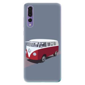 Odolné silikónové puzdro iSaprio - VW Bus - Huawei P20 Pro