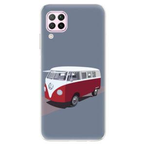 Odolné silikónové puzdro iSaprio - VW Bus - Huawei P40 Lite