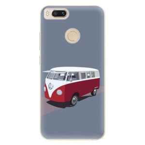 Odolné silikónové puzdro iSaprio - VW Bus - Xiaomi Mi A1