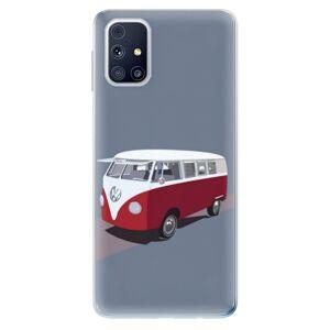 Odolné silikónové puzdro iSaprio - VW Bus - Samsung Galaxy M31s