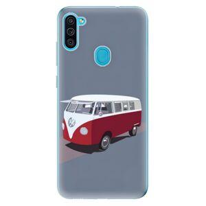 Odolné silikónové puzdro iSaprio - VW Bus - Samsung Galaxy M11